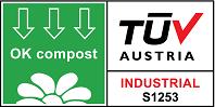 OK compost Industrial POL-MAK Certificate